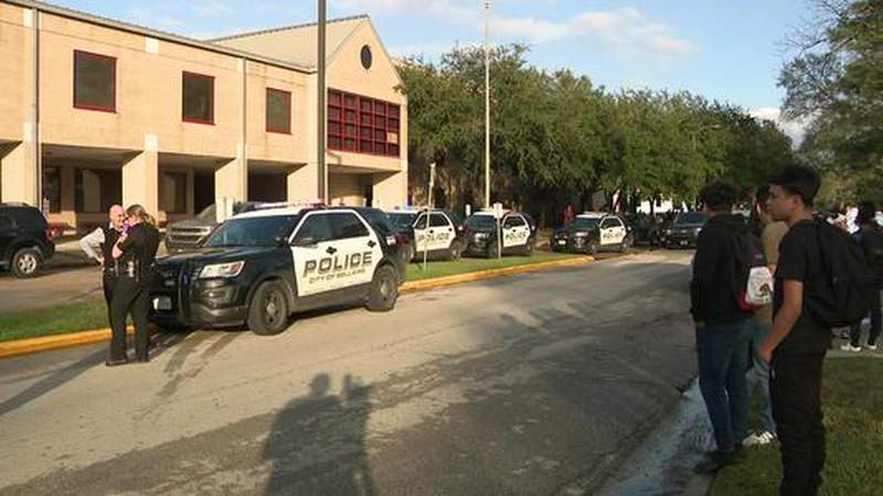 Gun used in accidental Bellaire High School shooting found