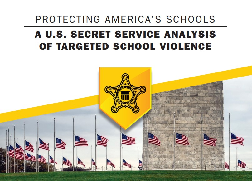 Secret Service study on school shootings says there are many causes, media focus on one