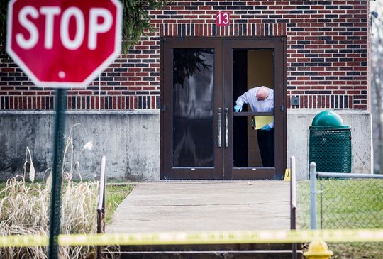 Indiana school shooter wanted to 'cause maximum damage'