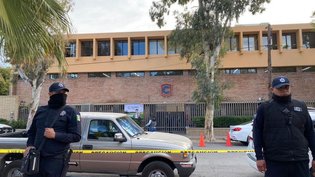 Grandfather of Mexican school shooter knew shooting would happen, did nothing to stop it
