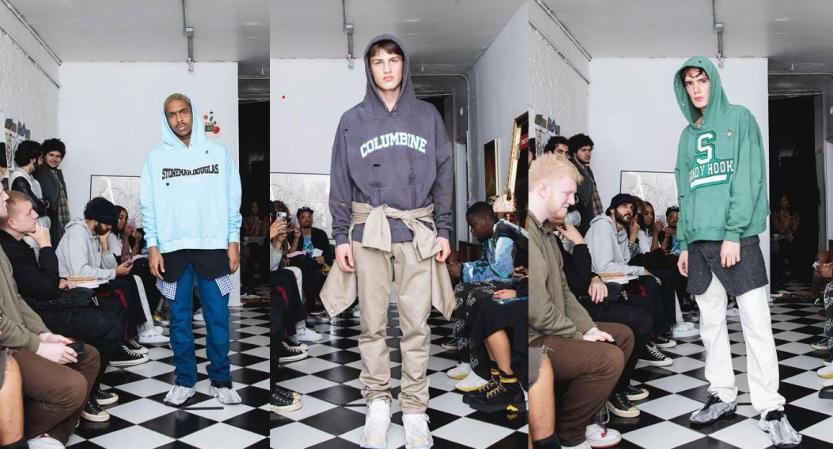 Making school shootings fashionable