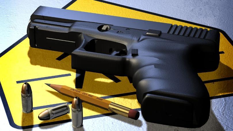 8-year-old brings loaded gun to Florida school