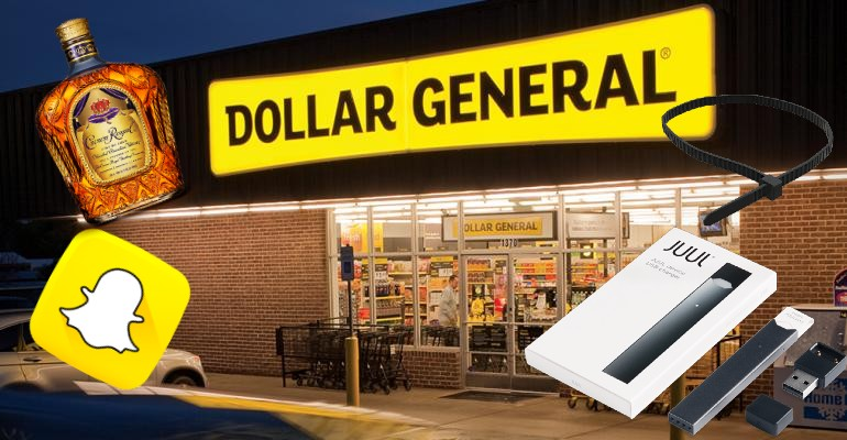 Hey kid, want to meet me down at the Dollar General for some Juuls?