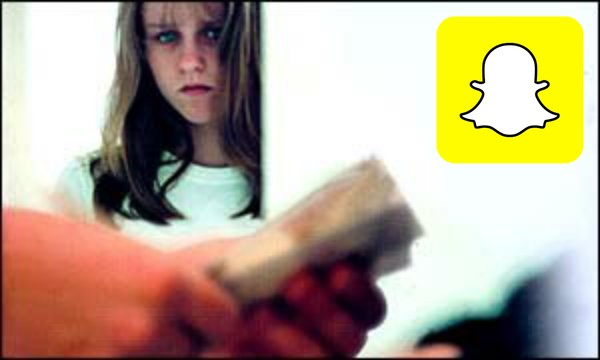 Here's where children are really being trafficked, Snapchat