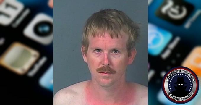Literal redneck found living in Florida girl's closet