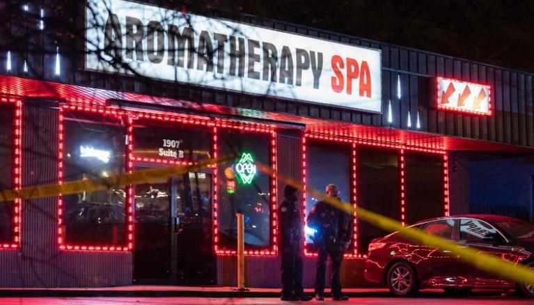 Atlanta massage parlors may have a history of trafficking