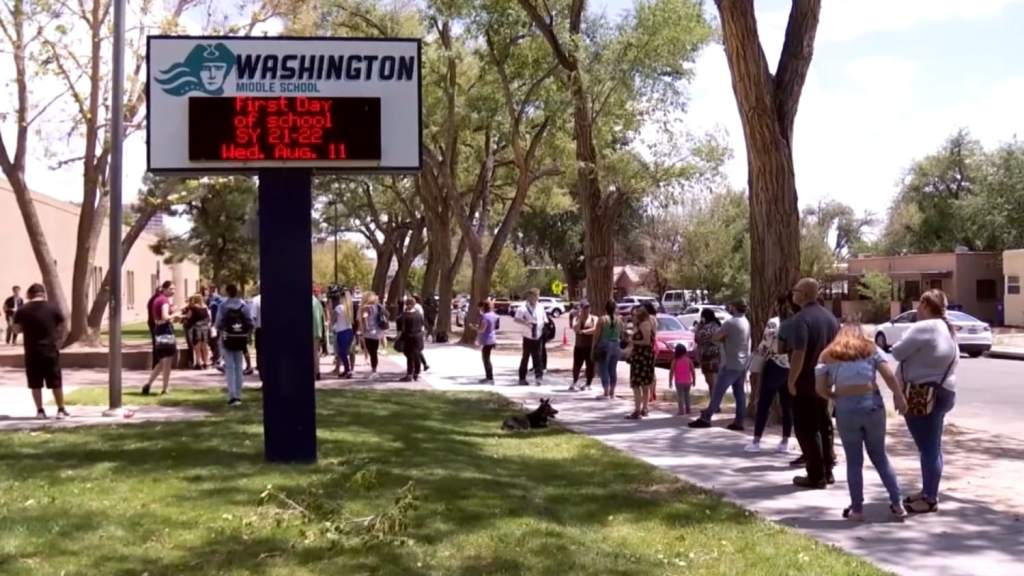 Updates on the Washington Middle School shooting in Albuquerque